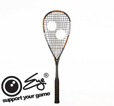 V.Lite 125 Control Squash Racquet-By Eye Racket-Price Reduced to $144! (RRP$179)