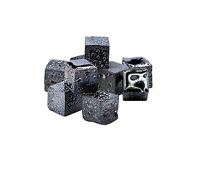 Selenium Metal 10mm Density Cube 99.99% Pure for Element Collection