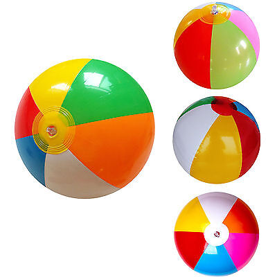10 PCS INFLATABLE BEACH BALL - Kids Pool Toy - FAST DELIVERY