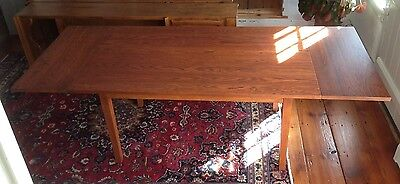 Beautiful Duckloe & Bros Oak Diningroom Table