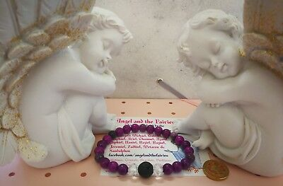 Code 208 ARCHANGEL MICHAEL Infused Bracelet Doreen Virtue Certified Practitioner