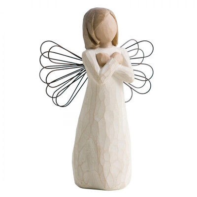 Willow Tree Angel SIGN FOR LOVE Figurine 26110 New