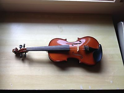 Australia Lago Violin & Black Jouelline Strings Case