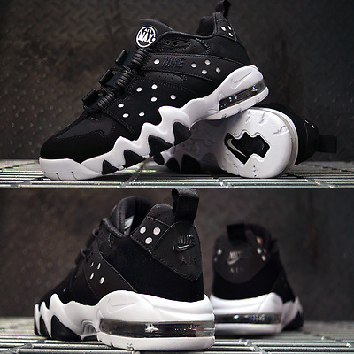 sports shoes 42c6e 9e88a NIKE Air Max Charles Barkley CB 94 Low Mens Basketball Lifestyle Comfy  Sneaker