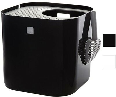Modko ModKat Cat Litter Box Scoop High Quality Plastic Pet Accessories Black New