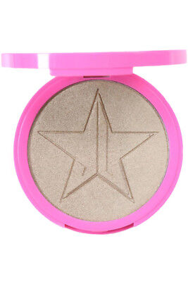 New & Authentic - Jeffree Star So Fucking Gold Skin Frost Highlighter - Free Exp