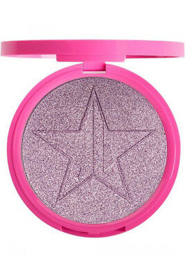 New & Authentic - Jeffree Star Lavender Snow Skin Frost Highlighter - Free Expre