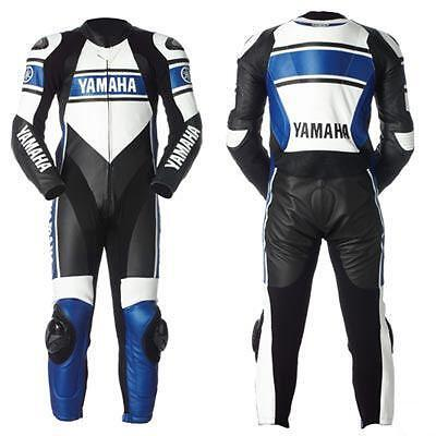 Yamaha Moto Gp Motorbike Leather Suit Racking Motorcycle Leather Jacket Trouser