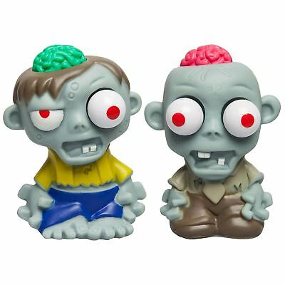 I Pop Zombies Soft Squeeze Toy Figure Stress Reliever Novelty Gift