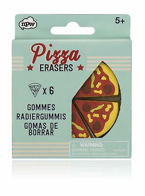 Radiergummi Pizza