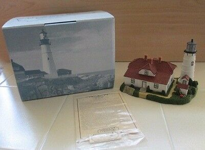 1996 Harbour Lights Lighthouse Chatham Massachusetts #172 Replica Lightkeepers