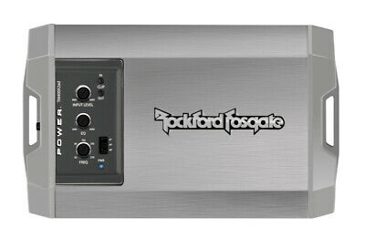 Rockford Fosgate Power Clean 400 Watt 2 Channel Class D Amplifier for Harley