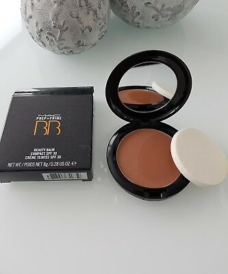 MAC Prep + Prime BB Beauty Balm Compact SPF 30 - Refined Golden- Neu