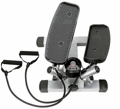 Compact Stair Stepper Fitness Portable Elliptical Trainer Cardio Body