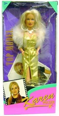 Karen Mulder - Poupée Top Model - Hasbro