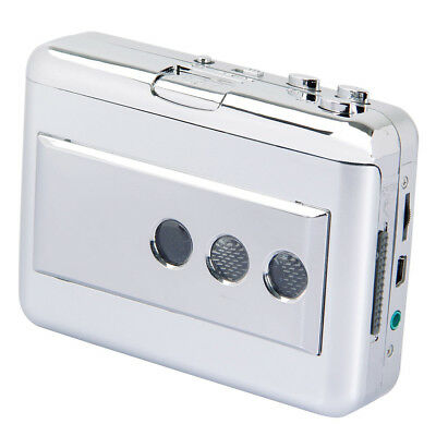 EzCAP Cassette to MP3 USB Tape to MP3 Player Music Player with Software L8O1