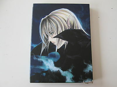 Katsura Trilogy Be/Tbe Shadow Lady Dr. Chanbelee Sketch Book Reedition Dd1