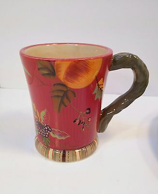 TRACY PORTER The Octavia Hill Collection Coffee/Tea Mug Cup (Set of ...