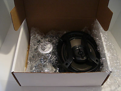 """NEW Pioneer TS-695P 6x9"""" 3 Way Speakers Car Audio 4 Ohm 230w Carbon Graphite"""