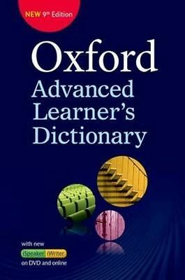 Oxford Advanced Learner's Dictionary by Oxford University Press (Mixed media pr…
