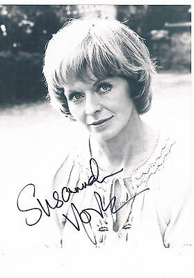 Susannah York  British  Actress Hand Signed Photograph 10 x 8