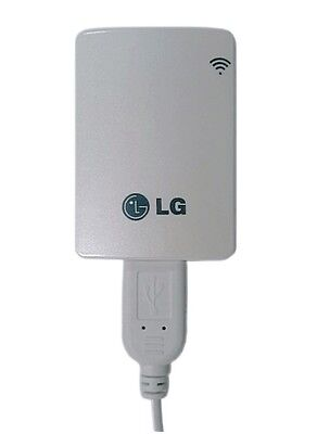 LG Smart Inverter Monitoring System - PSWMOZ3