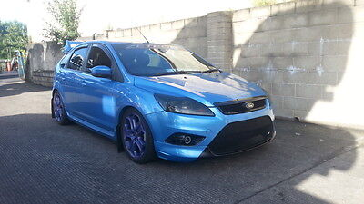 Ford Focus Zetec S 1 8 Petrol 2009 Mk2 5 Facelift 5dr Modified Loads Of Extras