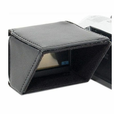 JJC LCH-30 LCD Hood for Camcorder with 3 Inch LCD screen HFR500 HFR52