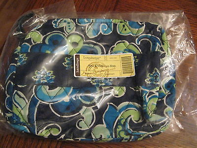 Longaberger Sisters Quilted Kiss & Make-up Bag DayDream NIP