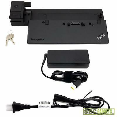 *NEW* Lenovo ThinkPad Pro Dock - 90 W (P/N: 40A10090US)