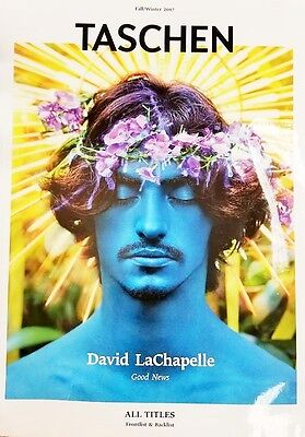Taschen Fall Winter 2017 Catalog All Titles David LaChapelle Cover Photography