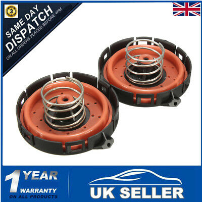 2x PCV Valves For BMW X5 E53 4.4i 4.8is E70 4.8i xDrive 5/6/7 Series 11127547058