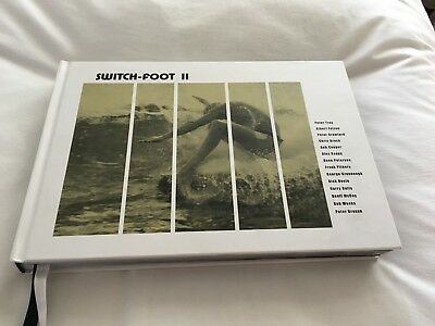 SURF BOOK - SWITCH FOOT II: 60s & 70s Surfing Photography ~ HARDBACK