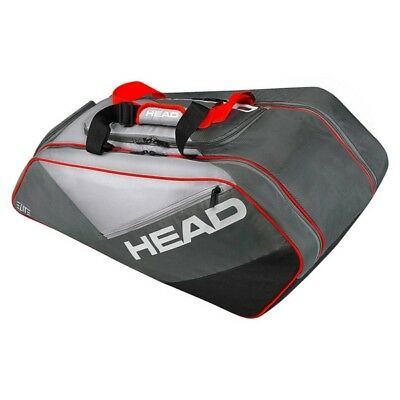 Head Tennis Elite All Court 6R Bag Holds Up to 6 Racquets Head