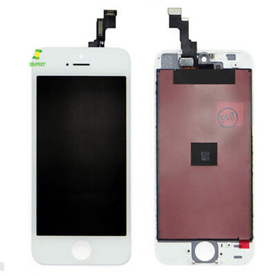 White For IPhone5s OEM Replacement LCD Display Screen Touch Digitizer Assembly