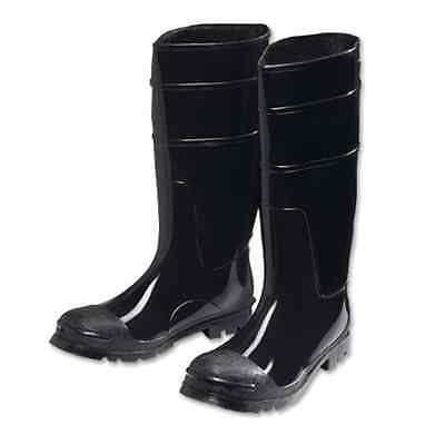 "PVC Steel Toe Rubber Muck Boots 16"" All Men's Sizes 8-15 Available"