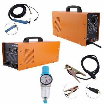 110/220V Dual Volta Digital Inverter CUT50 DC Air Plasma Cutter Cut Machine BA