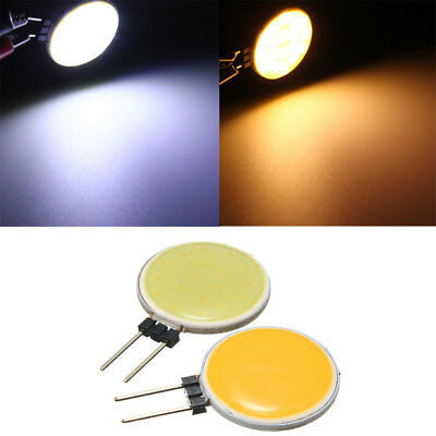 Super Brillante 4/5 / 7W G4 COB Bulbo Del Proyector Luz LED Lámpara DC12V