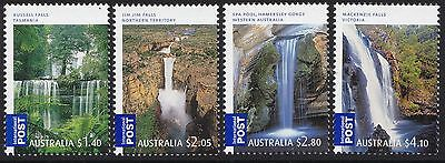 Australia 2008 SG3064-7 Int Post Waterfalls Set of 4 MNH
