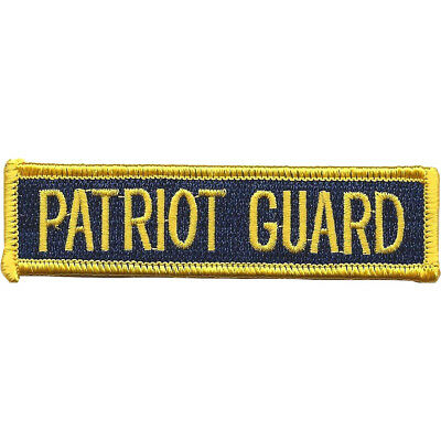 Patriot Guard Patch