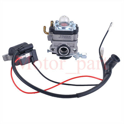 Ignition Coil Carburetor For HONDA GX31 GX22 FG100 Little Wonder Mantis Tiller