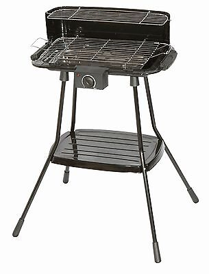 bomann bq1240 elektrogrill grill 200w 35 5x24 5cm neu ovp. Black Bedroom Furniture Sets. Home Design Ideas
