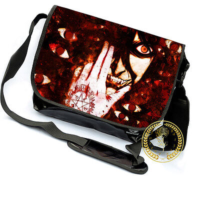 Anime Hellsing Alucard Messenger Bag Satchel Laptop Bag Schoolbag#HB-A99