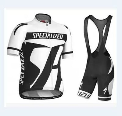 Cycling Jersey and Bib Shorts Brand New Team Specialized Pro Free Shipping S-5XL