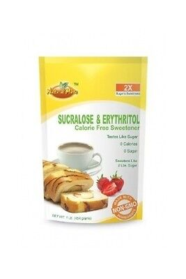 Natural Mate Sucralose & Erythritol Sweetener 454 g Sugar Free, Low Carb