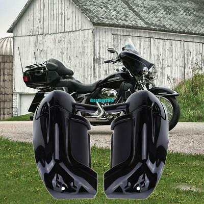 Lower Vented Leg Fairing For Harley Touring Road King Electra Street Glide 83-12