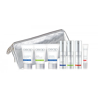 ASAP Rejuvenate 8 Pack *8 Products to Renew & Restore