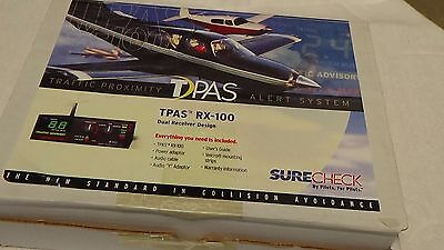 Reduced! Surecheck Avionics Traffic Avoidance Alert System ~ Demo Tpas Nib Deal