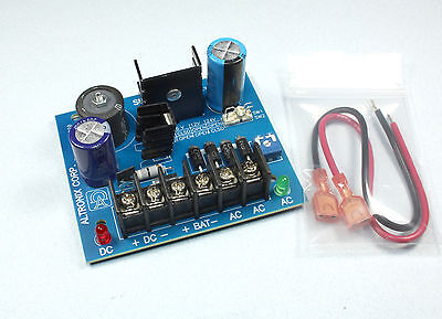 ALTRONIX SMP3 Power Supply/Charger ~ 6/12/24VDC rated @ 2.5amp ~ MADE IN THE USA