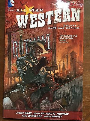DC All-Star Western Graphic Novel Volume 1